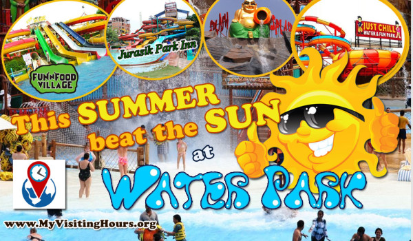 List of Top water parks in Delhi, NCR