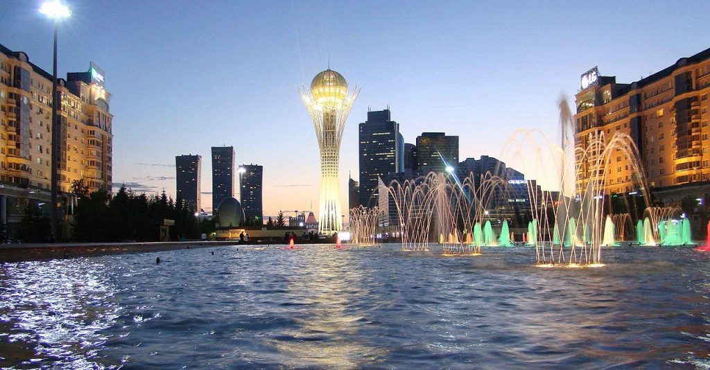 rise of tourism in kazakhstan