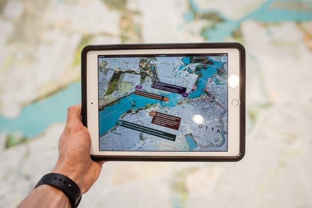 augmented reality and the travel industry
