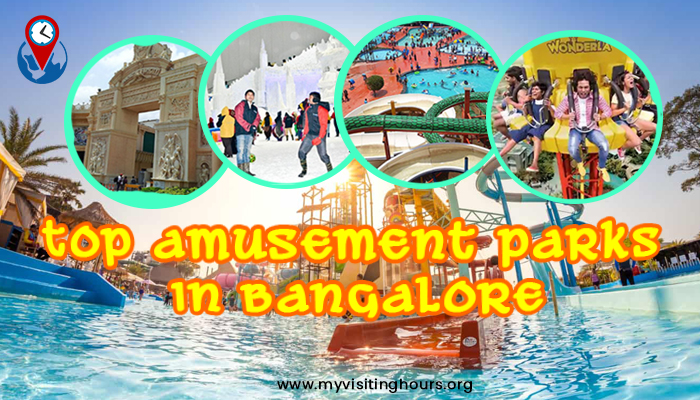 list of top amusement park in bangalore
