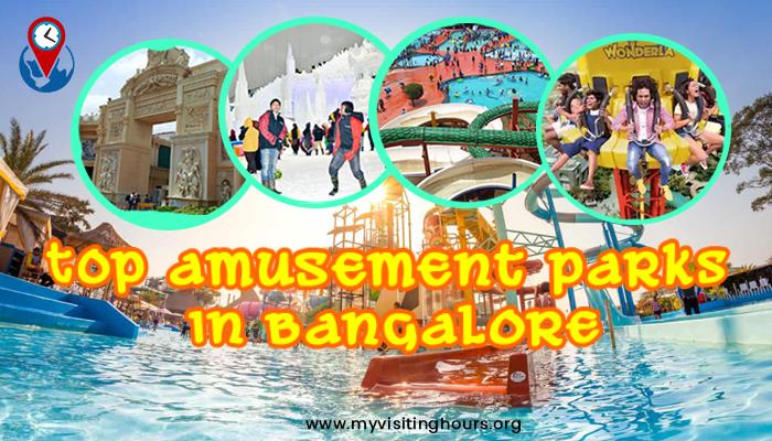 list of top amusement park in bangalore