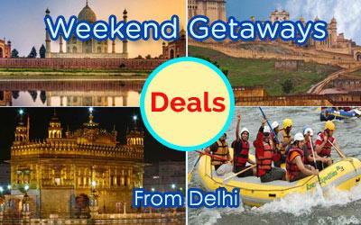 Weekend Getaways From New Delhi